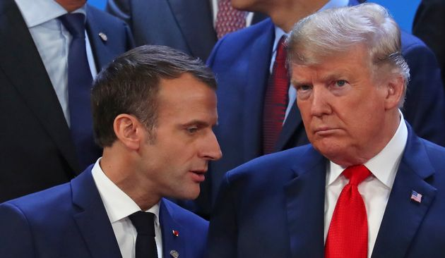 Launch of the renown of Emmanuel Macron and Donald Trump on the eu and margin you sum up G20 ...