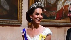 ?? Kate Middleton Shines In Princess Diana's