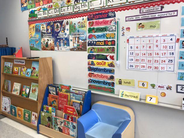 On est allé visiter un CPE et une maternelle 4 ans. Voici nos