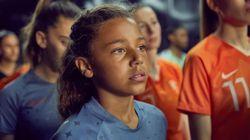 O comercial da Nike que incentiva meninas a 'sonhar mais' com futebol
