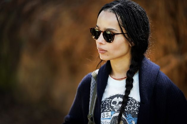 Zoë Kravitz como Bonnie na 2ª temporada de Big Little