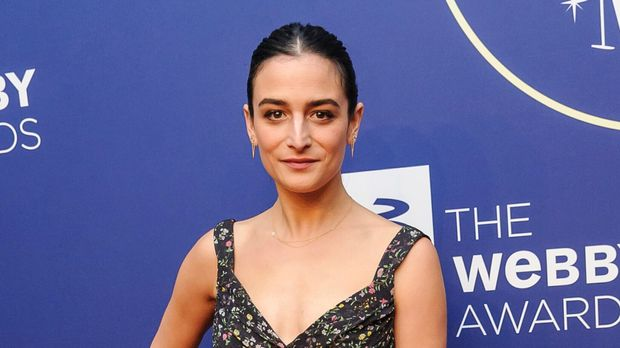 Jenny Slate attends the 23rd annual Webby Awards at Cipriani Wall Street on Monday, May 13, 2019, in New York. (Photo by Christopher Smith/Invision/AP)
