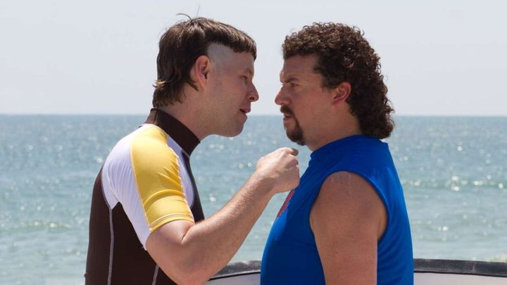 """Eastbound & Down"" on HBO."