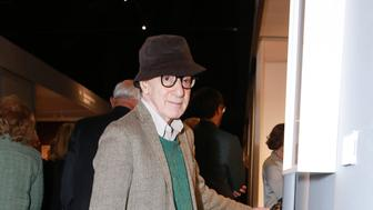 NEW YORK, NY - FEBRUARY 27:  Woody Allen during the The Art Show Gala Preview at Park Avenue Armory on February 27, 2018 in New York City.  (Photo by Gonzalo Marroquin/Patrick McMullan via Getty Images)
