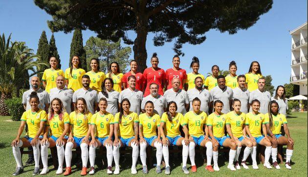 Jogos do Brasil na Copa do Mundo de Futebol feminino: como e quando