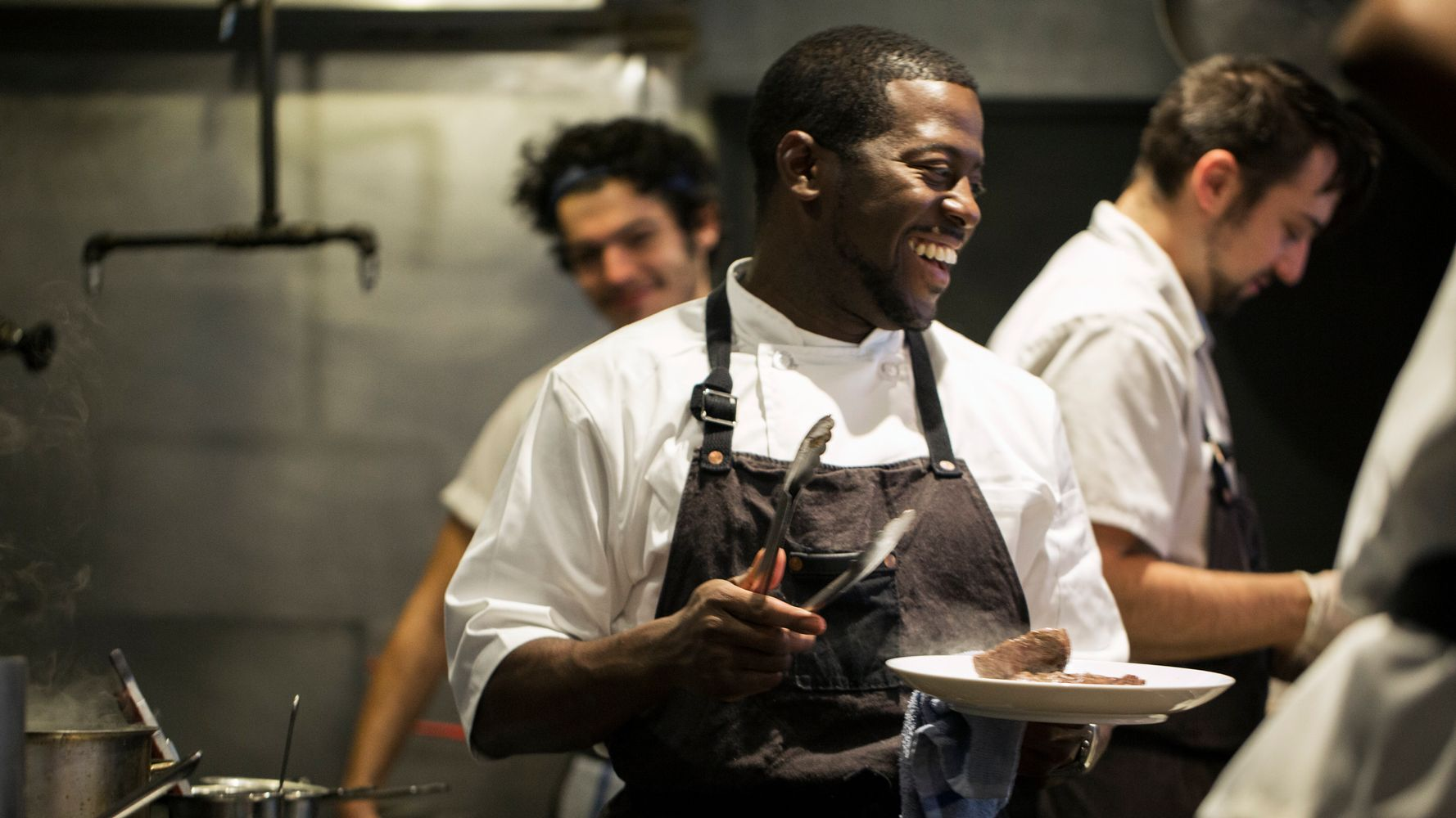 Don T Label This James Beard Winner A Black Chef Here S Why Huffpost Life