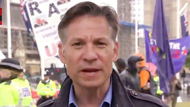 "NBC correspondent says Trump sounds ""delusional."""