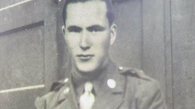 Manuel Otero, en una imagen que guarda la