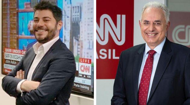 A internet está decidindo se amou ou odiou as contratações da CNN