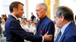 Pourquoi Macron a fait de Deschamps un