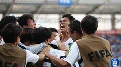 [U-20 월드컵] 한국이 일본을 1-0으로