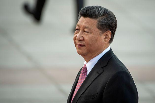 시진핑 중국 국가주석이 미국과의 무역전쟁에 자신감을