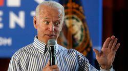 Joe Biden Jokes About Inappropriately Touching Women —