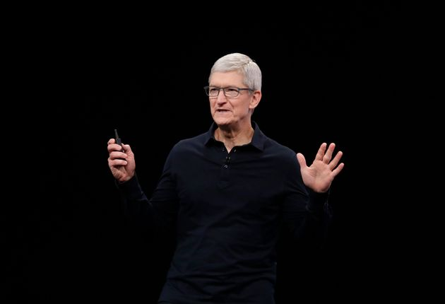 팀 쿡 애플 CEO가
