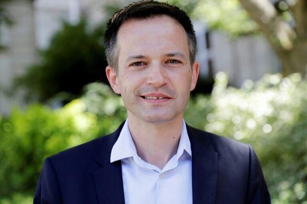 Pierre-Yves Bournazel à l'Assemblée nationale le 19 juin