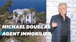 Michael Douglas prête sa voix à sa propre annonce