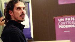 Alberto Rodríguez sustituirá a Echenique en la secretaría de