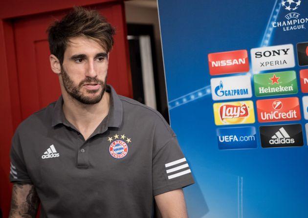 El radical cambio de 'look' del futbolista Javi Martínez: