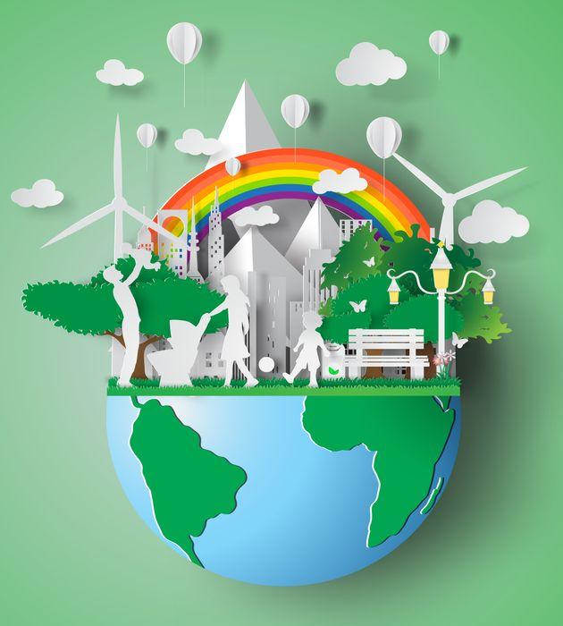 """Un """"rinascimento verde"""" per l'Italia è"""