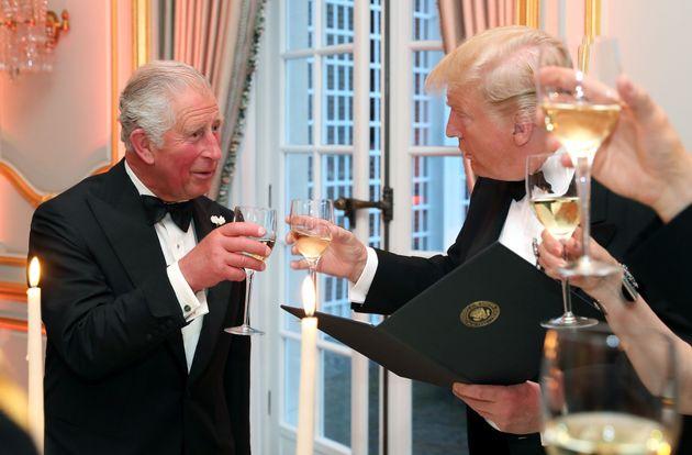 Il principe Carlo convince Trump sul clima?