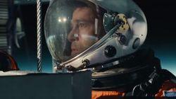 Brad Pitt enfile sa combinaison d'astronaute dans la bande-annonce de