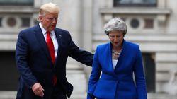 Trump rétropédale sur le NHS, le service de santé