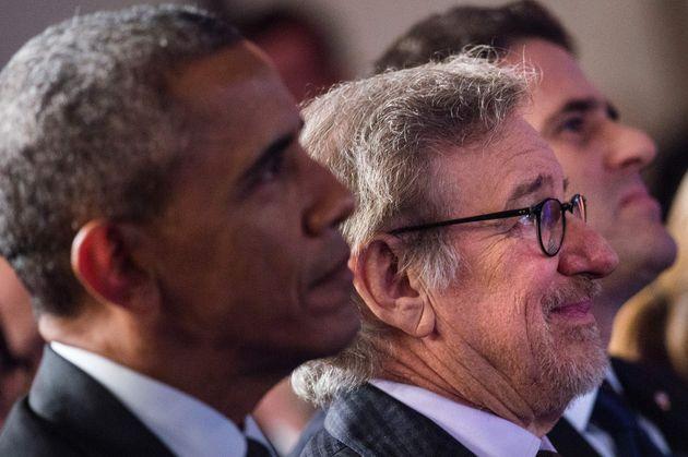 Η «μυστική» συνάντηση Μπαράκ Ομπάμα - Στίβεν