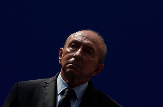 L'ex-ministre de l'Intérieur, redevenu maire de Lyon en novembre 2018, Gérard