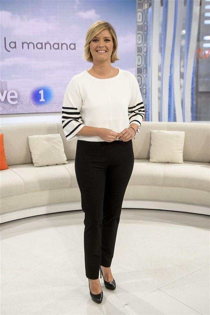 María Casado, en una foto de 2016.