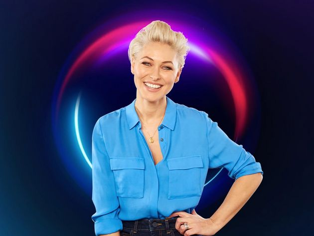 Emma Willis took over presenting duties on The Circle last