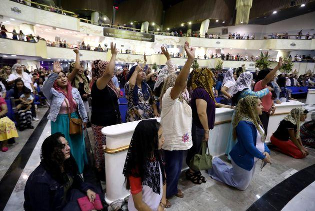ΗΠΑ: Θρησκευτικός ηγέτης κατηγορείται για σωματεμπόριο και βιασμό