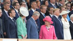 Donald Trump And The Queen Join Allies For D-Day