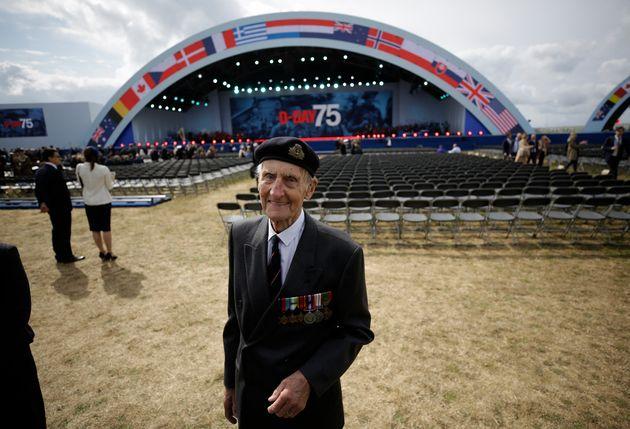 British D-Day veteran Jim