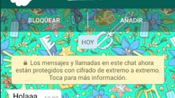 Una mujer denuncia los mensajes de WhatsApp que le envió un trabajador de Domino's