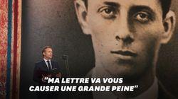 Qui est Henri Fertet, jeune résistant à qui Macron a rendu