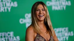 Jennifer Aniston Offers Sliver Of Hope For 'Friends' Fans With Reunion
