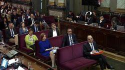 Los letrados del Congreso avalan que los diputados presos suspendidos no cobren ni un día de sueldo del
