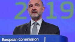 Moscovici parla in italiano: