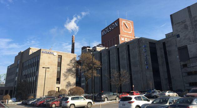 Molson s'entend avec la Ville de Montréal pour la vente de sa