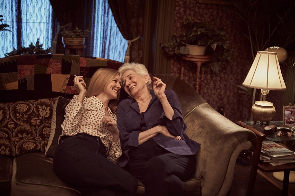 Laura Linney and Olympia Dukakis starred in the original Tales Of The City series, and have reunited...
