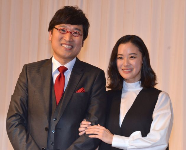 蒼井優が明かした、山里亮太と結婚を決めた理由。