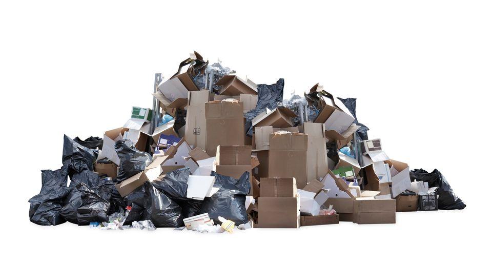 basura almacén
