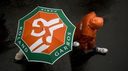 Tous les matchs annulés à Roland-Garros pour cause de pluie, une première depuis