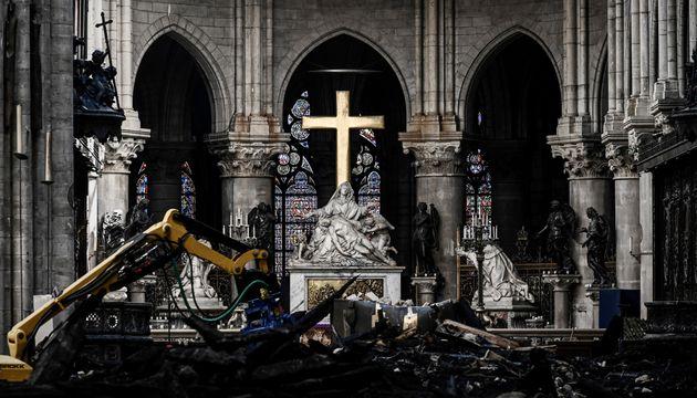 Παναγία των Παρισίων: Ανησυχίες για μόλυνση πολιτών από μόλυβδο μετά την
