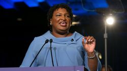 Stacey Abrams Urges Hollywood To 'Stay And Fight' Georgia Abortion