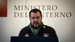 Salvini contro i giudici delle sentenze