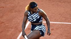 Serena Williams entre dans