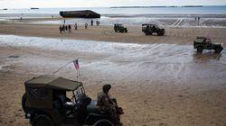 Des vétérans retournent à «Juno Beach» la tête pleine de