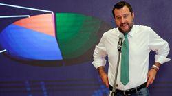 Un bacione a Salvini dagli amici