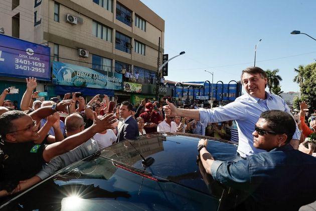 A declaração foi dada durante viagem à cidade de Aragarças (GO), para o lançamento...